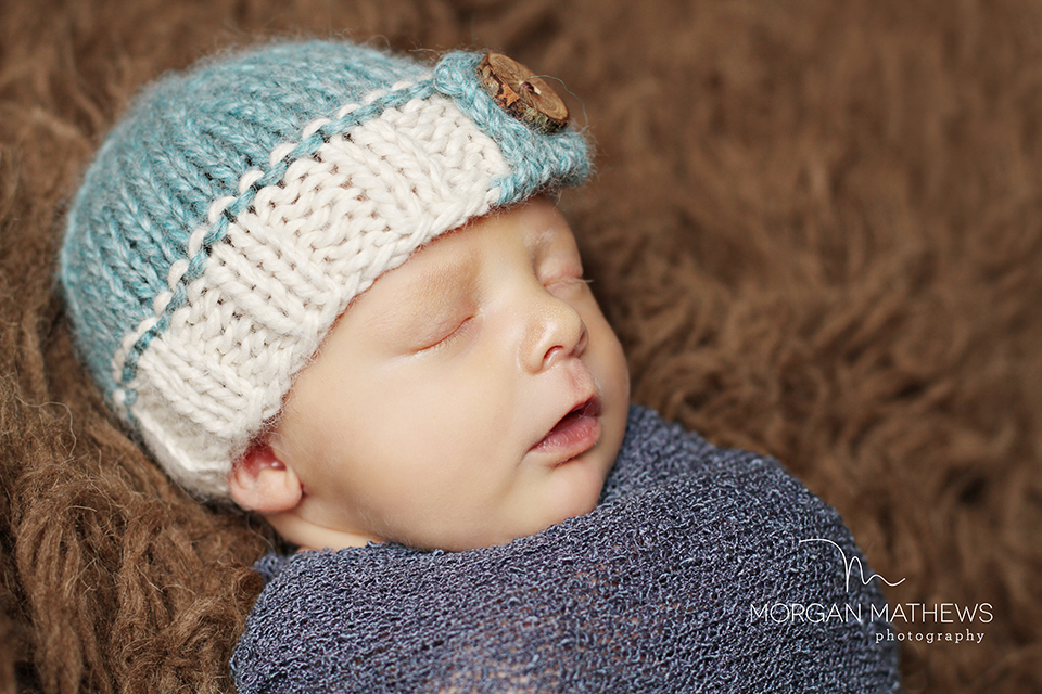 Morgan Mathews Photography | Reno Newborn Photographer 001