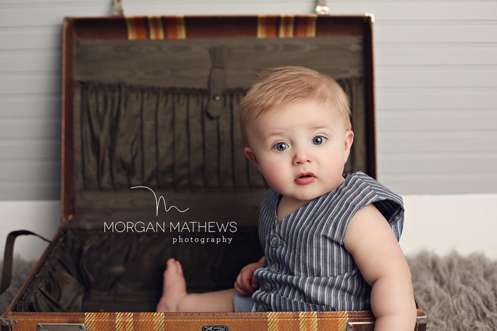 Morgan Mathews Photography | Reno Baby Photographer