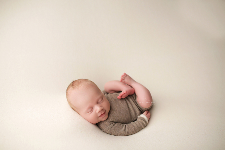 baby smiling reno, nv newborn photography