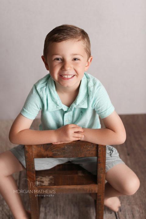 child smiling reno Nevada photographer