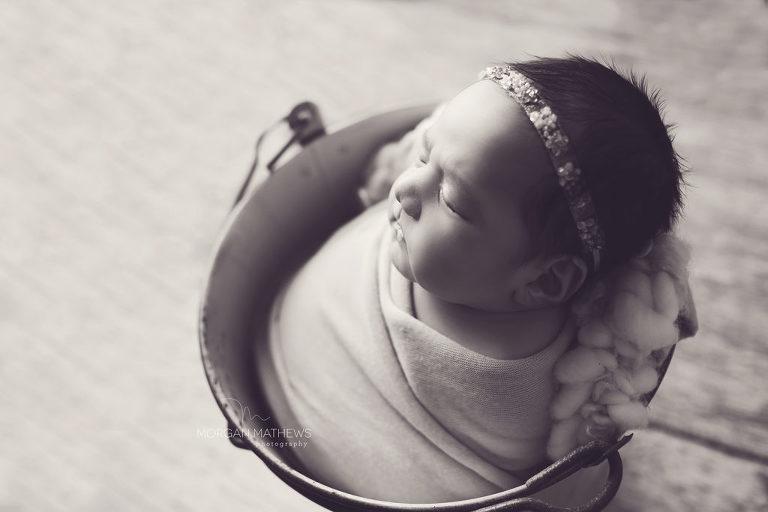 newborn photography in norther Nevada