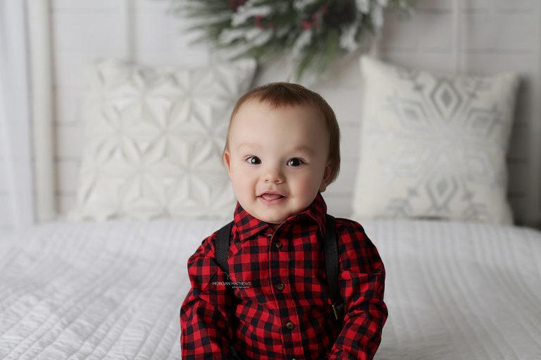 Reno Nevada milestone Photographer baby smiling